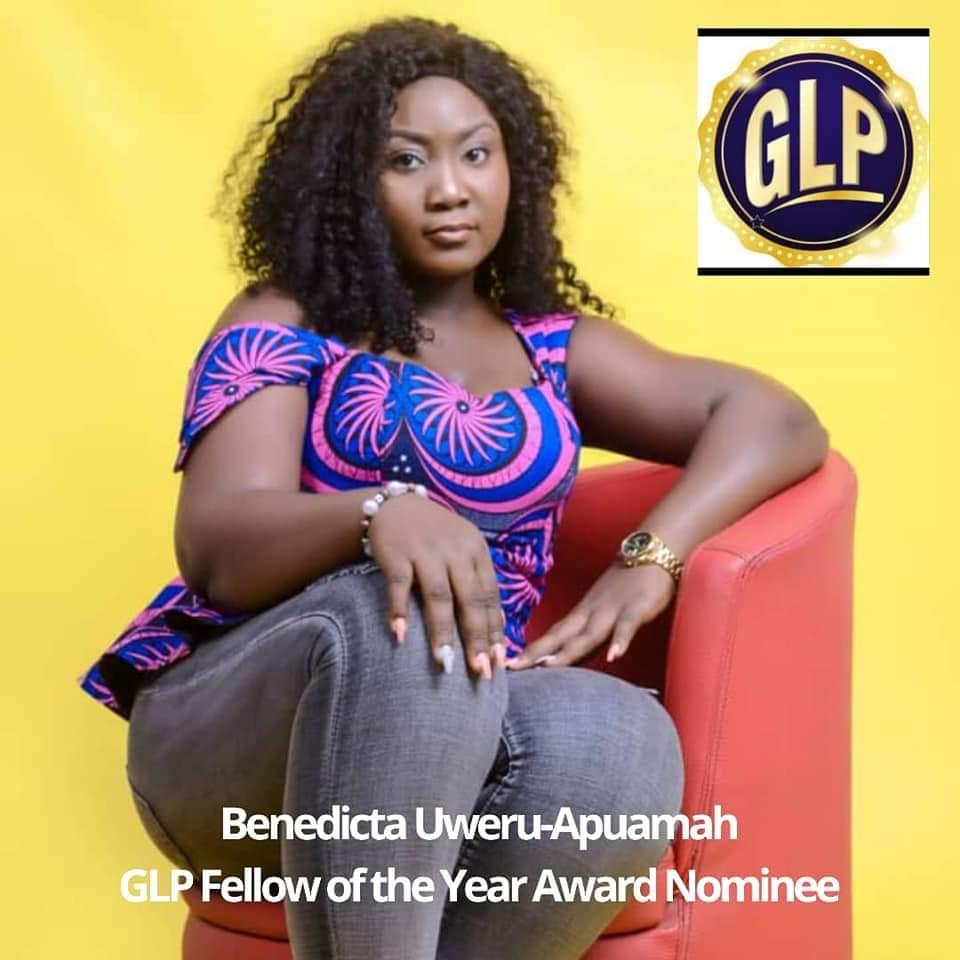 Benedicta Uweru, GLP Young Personality of the Week