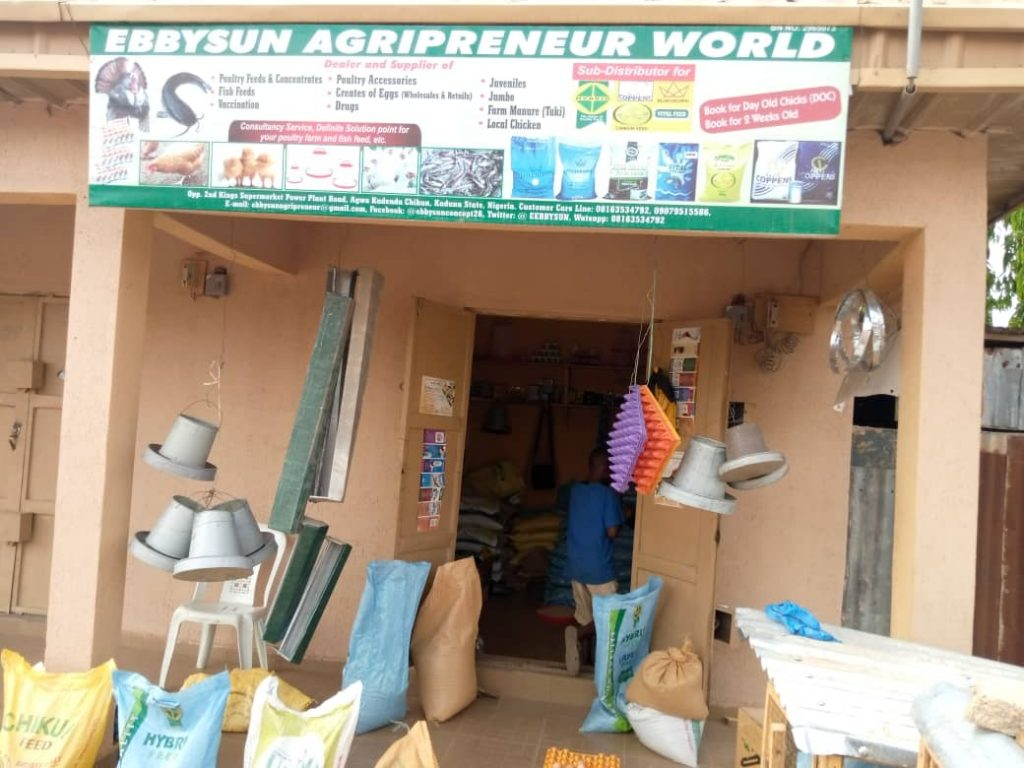 Ebbysun Agripreneur World